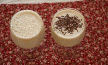 Mõnus kosutav jook, mis sobib päeva alustuseks või lõunaseks turgutuseks enne sööki.