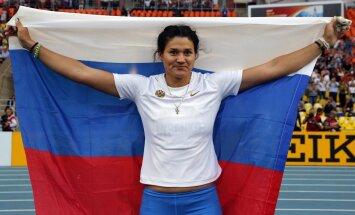 Tallinnas maailmarekordi püstitanud vasaraheitja jäi juba kolmandat korda dopinguga vahele!