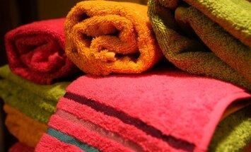 Kui tihti peaks rätikuid pesema?