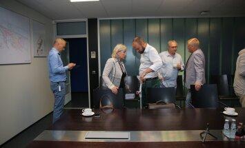 Eile hommikul kogunes Tallinna Sadama nõukogu.