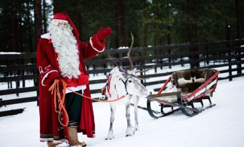 Jõuluvana on pankroti äärel, põhjuseks Vene turistide ärakukkumine