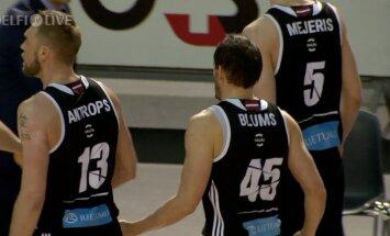 DELFI VIDEO: Janis Blumsi kõik kaheksa kolmest Kalev/Cramo vastu