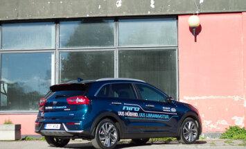 Motorsi proovisõit: Kia Niro - uus hübriidmaastur võttis Toyota pihtide vahele
