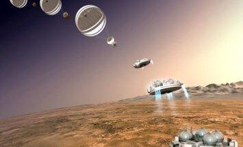 Euroopa Marsi-maanduri Schiaparelli huku põhjustas ühesekundiline mõõtmisprobleem