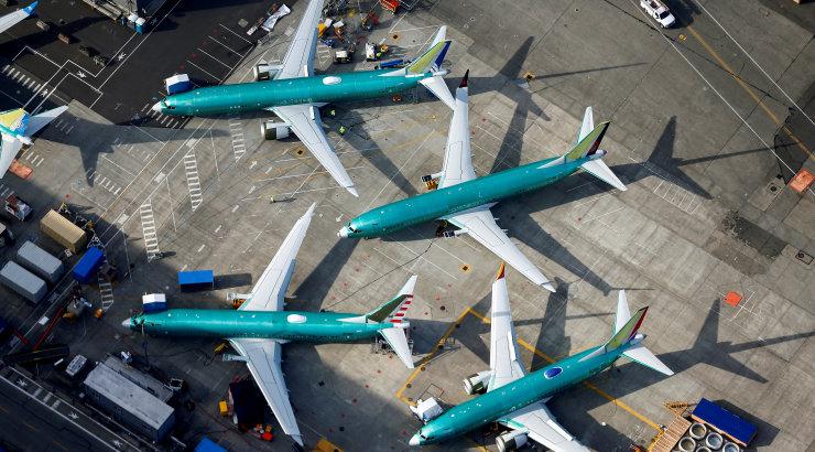 USA lennundusamet tuvastas Boeingu probleemse mudeli juures täiesti uue ohu
