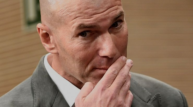 f737992efee Tohutu osturalli tulekul? Zidane'ile antakse Realis üleminekuturul vabad  käed