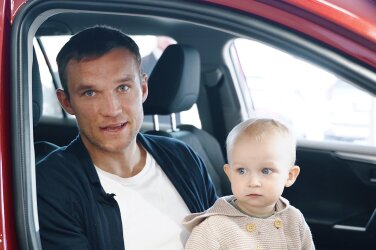 7a1f94191d8 Ott Tänaku kaardilugeja Martin Järveoja jagab 3 olulist nõuannet laste  ohutuks sõidutamiseks