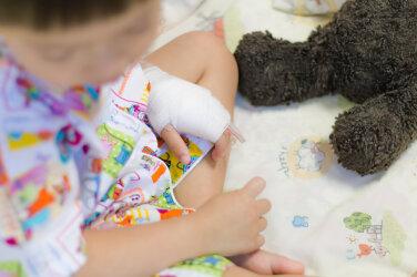 83049dcf425 Onkoloog: vähihaige lapse vanemad laimavad lastehaiglat