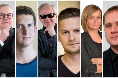 ea88c5c7268 Ekspress Meedia ajakirjanikud on parimad: aasta ajakirjanikuks pärjati  Madis Jürgen, parima uudise kirjutas Sulev Vedler, aasta noorajakirjanikuks  sai ...