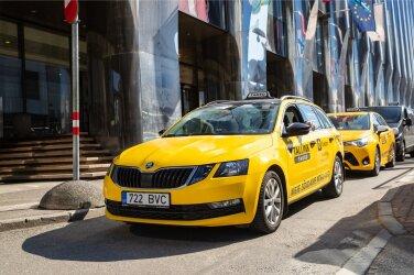 b378780ef3c Ühisrinne Taxify vastu? Uber ja Takso24 alustavad koostööd