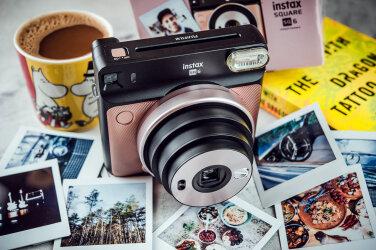 a2d360e36bf TEST | Instax Square SQ6 kiirpildikaamera – Fujifilm pani seekord täiega  täppi