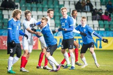 fef663213d3 Eesti U23 jalgpallikoondis võõrustab täna õhtul Inglismaa C-koondist