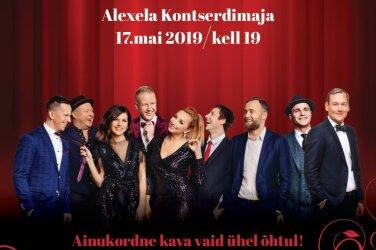 d6da14a7f83 The Swingers annab Eesti Naise 95. sünnipäeva puhul suure galakontserdi