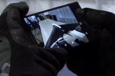 f7f192152fc Tehnika TV: Sony Xperia XZ - telefon, mida on lausa nauding käes hoida