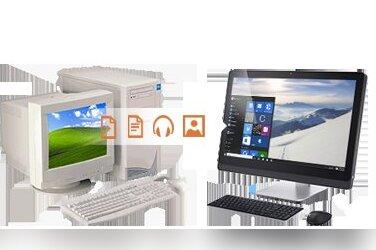 bc1ab6f41f4 Lihtne lahendus, kuidas toimetada oma kraam vanast uude Windows 10-ga  arvutisse