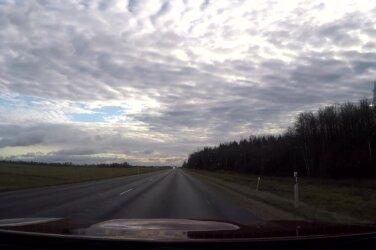 4eab8be6d7d LUGEJA VIDEO | Tallinn-Tartu maanteel kiirusega mängija võib muutuda  ohtlikuks liiklejaks