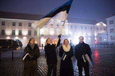 2b25022dcce Eesti 101. sünnipäev: lehvivate lippude ja rammusate kiluleibade aeg