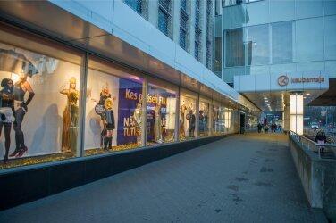 e5e49b04712 Tallinna Kaubamaja poolaasta kasum vähenes kolmandiku võrra