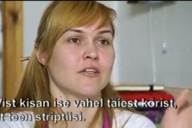 0f7a7d669b5 Tosin aastat strippariametit pidanud Julia: kunagi teenisime 25 000 krooni  nädalas