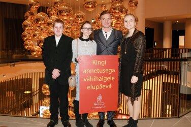 2f12712400f FOTOD: Vähiravifond on kolme aastaga kogunud annetustena ligi 1,6 miljonit  eurot