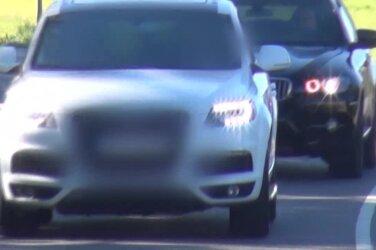 83c5526daba VIDEO: Politsei tabas autoroolist mehe, kes sõitis ringi, väike laps süles