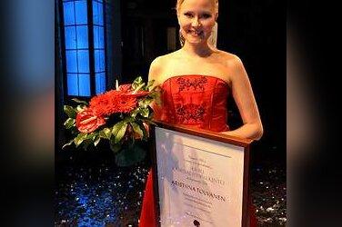 377841ec243 Ekspressi õpilasest sirgus Soome aasta ajakirjanik