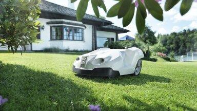 Вышедшие из-под контроля роботы-газонокосилки причиняют ущерба на тысячи евро
