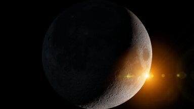 Täna varahommikul toimus noore Kuu loomine energiast pakatavas Jäära sodiaagimärgis