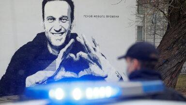 Amnesty International вернула Навальному статус узника совести