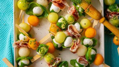 RETSEPTID | Proovi meie hunnituid melonisalateid ja me lubame, et sa saad lummatud