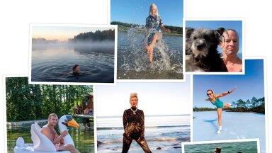 ÜLEVAADE | Rannaideed otsas, aga palav on? Vaata, millistel randadel meeldib Eesti staaridel suviti peesitada!