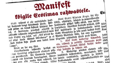 KOLUMN | Harri Tiido: Eesti riik pole rajatud ühele rahvusele