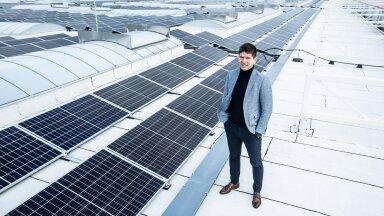 Magno Kure juhitav Smartecon sai suvel valmis Tallinna suurima päikesejaama ehitamisega. Ehituspoe Depo katusel laiub päikesepaneele 24 000 ruutmeetril.