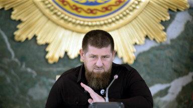 Tšetšeeni Vabariigi juht Ramzan Kadõrov