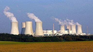 Illusteerivall eesmärgil: tuumajaam Tšehhis (foto: Petr Adamek / CC BY-SA 4.0 / Wikimedia Commons)