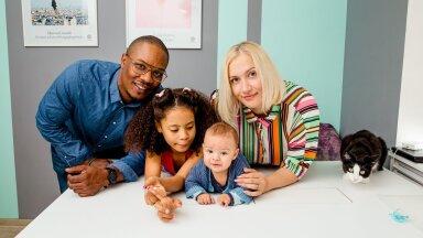 Sofia Rubina-Hunter poja sünnist: oleksime jälle nagu esimese lapse vanemad, kõik on uus!