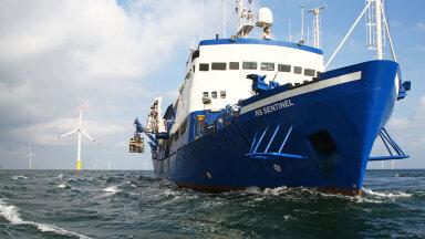 Margus Kurmi ekspeditsioon alustab täna Hollandist teekonda Estonia hukupaigani. Vastust otsitakse seitsmele küsimusele