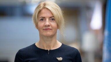 """""""Oleks oodanud, et Euroopa Liidu poolt mõistame selgelt hukka Venemaa jätkuva agressiooni Ida-Ukrainas, Krimmi annekteerimise ja Minski lepete torpedeerimise Venemaa poolt. Kahjuks seda ka ei juhtunud,"""" sõnas välisminister Eva-Maria Liimets Borrelli visiiti kritiseerides."""