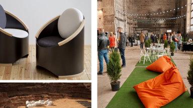 DISAINIÖÖ   Sündmused ja näitused, mida disainifestivalil kindlasti külastada tasub
