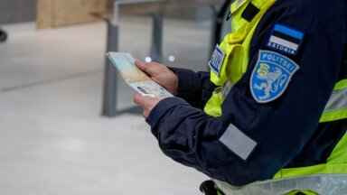 Эстония усиливает контроль за прибывающими в страну: при пересечении границы нужно будет заполнять анкету и предоставлять личные данные