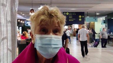 VIDEO   Emotsioonid Rhodoselt lahkudes: reisisell Liis kirjeldab pandeemiaaegset reisikogemust. Kas tasub minna?