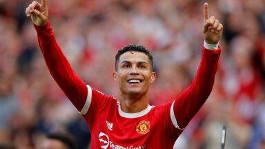 Cristiano Ronaldo on tagasi Manchester Unitedis, ühtlasi kerkis ta taas kõige rikkamaks jalgpalluriks.