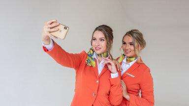 ФОТО | Спортивные костюмы и кроссовки: украинская авиакомпания решила изменить форму стюардесс