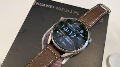 Karbist välja: Huawei toob turule uue nutiseadme Watch 3
