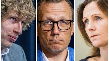 Tanel Kiik, Marek Seer ja Maris Jesse