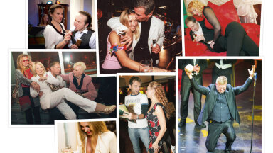 KROONIKA 25 | Kirglikud suudlused, paljad poissmehed ja raju seltskond: Kroonika unustamatult glamuursed peod aastatel 2005-2010