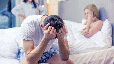 Naise karm avastus: peale arstilkäiku leidsin magamistoast oma mehe teise naisega