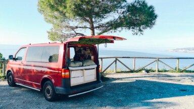 ФОТО | Ноль комфорта и миллион впечатлений: невероятное 200-дневное путешествия по Европе на небольшом бусике