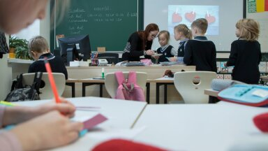 Kool – see on eelkõige õpilased ja õpetajad.