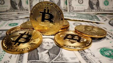 Esmaspäeval (18.10) 11:10 võrdus ühe bitcoini hind 61 869,90 USA dollariga